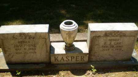 "KASPER, F.J. ""JOE"" - Greene County, Arkansas 