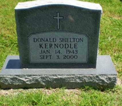 KERNODLE, DONALD SHELTON - Greene County, Arkansas | DONALD SHELTON KERNODLE - Arkansas Gravestone Photos