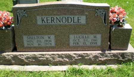 KERNODLE, SHELTON W - Greene County, Arkansas | SHELTON W KERNODLE - Arkansas Gravestone Photos