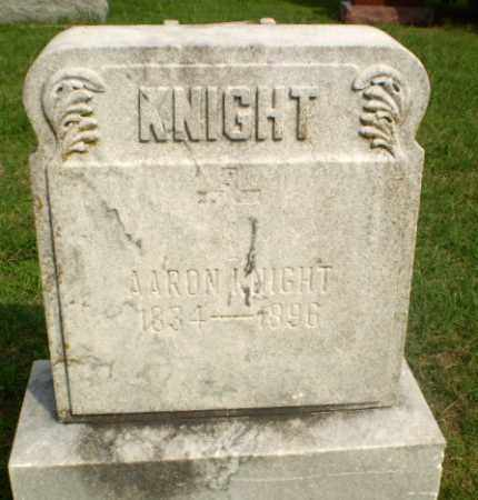 KNIGHT, AARON - Greene County, Arkansas | AARON KNIGHT - Arkansas Gravestone Photos