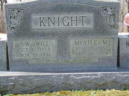 KNIGHT, J. W. (WILL) - Greene County, Arkansas | J. W. (WILL) KNIGHT - Arkansas Gravestone Photos