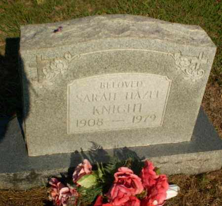 KNIGHT, SARAH HAZEL - Greene County, Arkansas | SARAH HAZEL KNIGHT - Arkansas Gravestone Photos