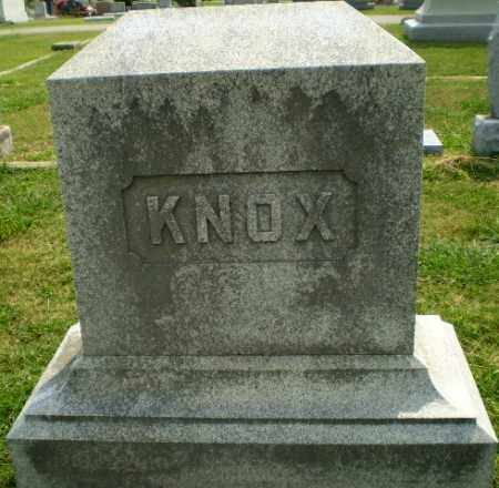 KNOX FAMILY STONE,  - Greene County, Arkansas |  KNOX FAMILY STONE - Arkansas Gravestone Photos