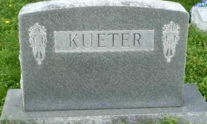 KUETER, FAMILY MONUMENT - Greene County, Arkansas | FAMILY MONUMENT KUETER - Arkansas Gravestone Photos