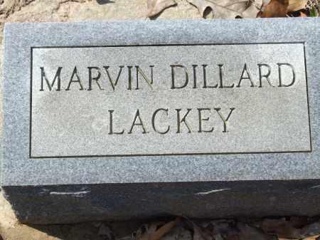 LACKEY, MARVIN DILLARD - Greene County, Arkansas | MARVIN DILLARD LACKEY - Arkansas Gravestone Photos