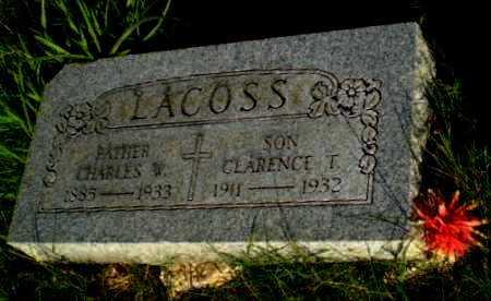 LACOSS, CHARLES W - Greene County, Arkansas | CHARLES W LACOSS - Arkansas Gravestone Photos
