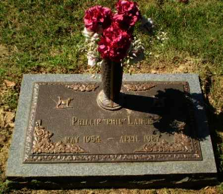"LANCE, PHILLIP ""PHIL"" - Greene County, Arkansas 