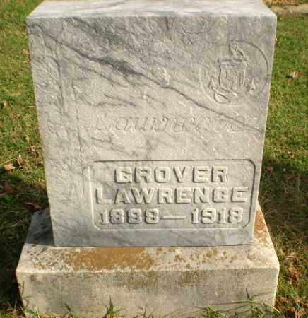 LAWRENCE, GROVER - Greene County, Arkansas | GROVER LAWRENCE - Arkansas Gravestone Photos