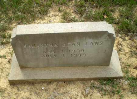 LAWS, SAMANTHA JEAN - Greene County, Arkansas | SAMANTHA JEAN LAWS - Arkansas Gravestone Photos