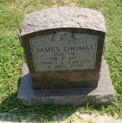 LAWSON, JAMES THOMAS (INFANT) - Greene County, Arkansas | JAMES THOMAS (INFANT) LAWSON - Arkansas Gravestone Photos