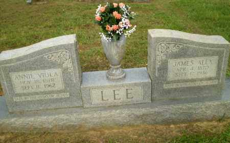 LEE, ANNIIE VIOLA - Greene County, Arkansas | ANNIIE VIOLA LEE - Arkansas Gravestone Photos