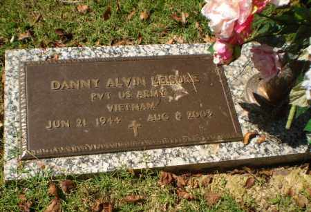 LEISURE  (VETERAN VIET), DANNY ALVIN - Greene County, Arkansas | DANNY ALVIN LEISURE  (VETERAN VIET) - Arkansas Gravestone Photos