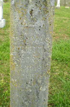 LETBETTER, THOMAS - Greene County, Arkansas | THOMAS LETBETTER - Arkansas Gravestone Photos
