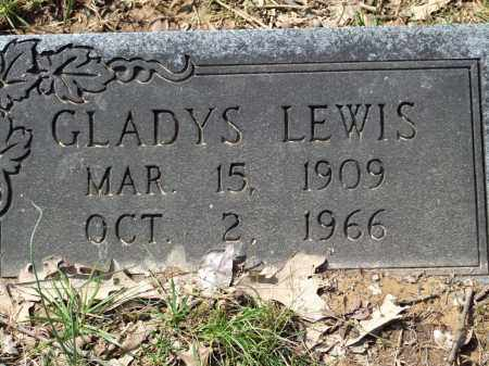 LEWIS, GLADYS - Greene County, Arkansas | GLADYS LEWIS - Arkansas Gravestone Photos