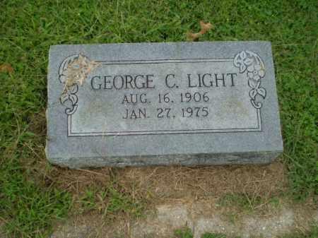 LIGHT, GEORGE C - Greene County, Arkansas | GEORGE C LIGHT - Arkansas Gravestone Photos