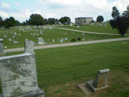 *LINWOOD, CEMETERY VIEW - Greene County, Arkansas | CEMETERY VIEW *LINWOOD - Arkansas Gravestone Photos