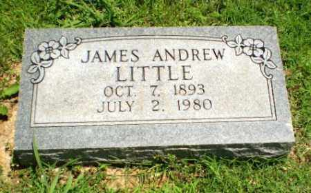 LITTLE, JAMES ANDREW - Greene County, Arkansas | JAMES ANDREW LITTLE - Arkansas Gravestone Photos