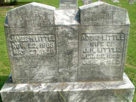 LITTLE, ADDIE - Greene County, Arkansas | ADDIE LITTLE - Arkansas Gravestone Photos