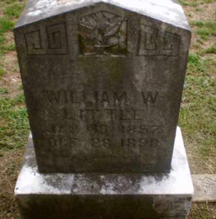 LITTLE, WILLIAM W - Greene County, Arkansas | WILLIAM W LITTLE - Arkansas Gravestone Photos