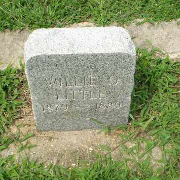 LITTLE, WILLIE O - Greene County, Arkansas | WILLIE O LITTLE - Arkansas Gravestone Photos