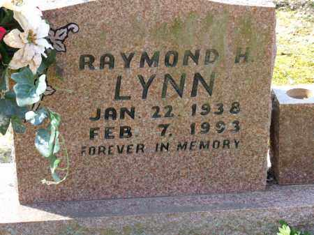 LYNN, RAYMOND H. - Greene County, Arkansas | RAYMOND H. LYNN - Arkansas Gravestone Photos