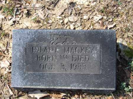 MACKEY, INFANT - Greene County, Arkansas | INFANT MACKEY - Arkansas Gravestone Photos