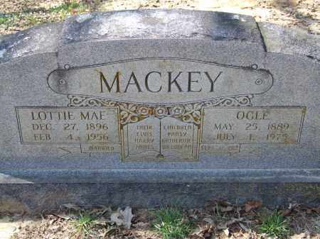 MACKEY, LOTTIE MAE - Greene County, Arkansas | LOTTIE MAE MACKEY - Arkansas Gravestone Photos