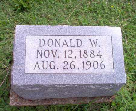 MADDOX, DONALD W - Greene County, Arkansas | DONALD W MADDOX - Arkansas Gravestone Photos