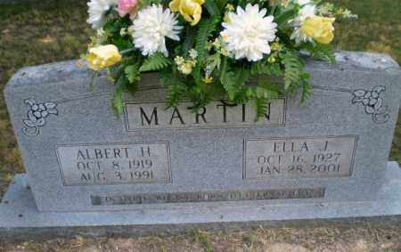 MARTIN, ALBERT H - Greene County, Arkansas | ALBERT H MARTIN - Arkansas Gravestone Photos