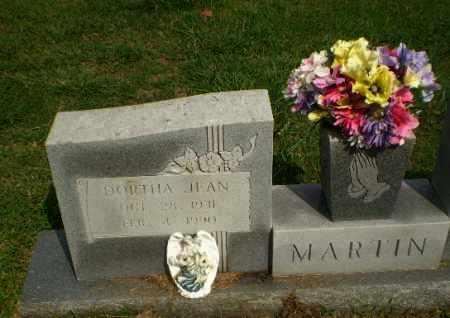 MARTIN, DORTHA JEAN - Greene County, Arkansas   DORTHA JEAN MARTIN - Arkansas Gravestone Photos
