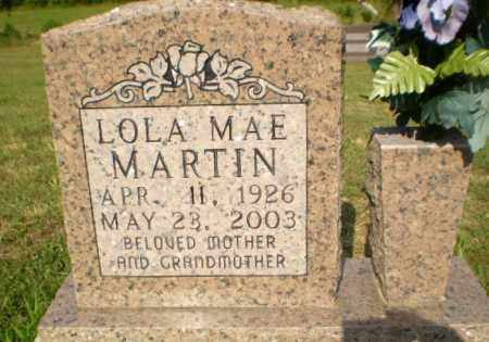 MARTIN, LOLA MAE - Greene County, Arkansas | LOLA MAE MARTIN - Arkansas Gravestone Photos