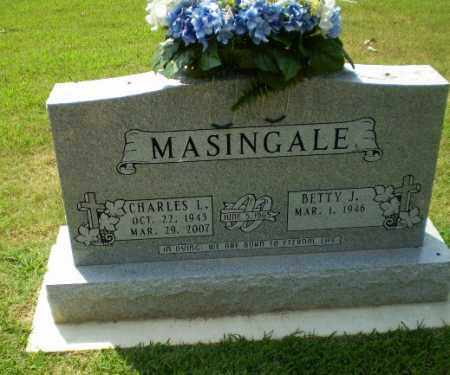 MASINGALE, CHARLES L - Greene County, Arkansas | CHARLES L MASINGALE - Arkansas Gravestone Photos