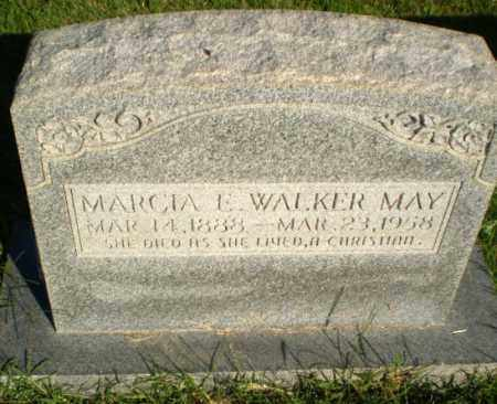 WALKER MAY, MARCIA E - Greene County, Arkansas | MARCIA E WALKER MAY - Arkansas Gravestone Photos