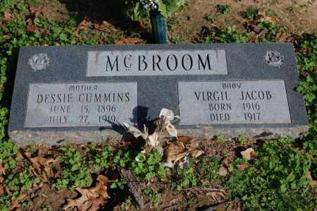 MCBROOM, VIRGIL JACOB - Greene County, Arkansas | VIRGIL JACOB MCBROOM - Arkansas Gravestone Photos