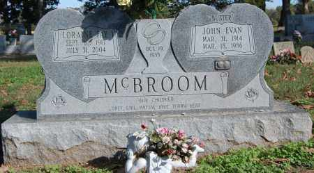 "MCBROOM, JOHN EVAN ""BUSTER"" - Greene County, Arkansas 