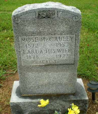 MCCAULEY, MOSE - Greene County, Arkansas | MOSE MCCAULEY - Arkansas Gravestone Photos