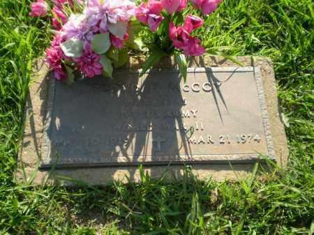MCCOY  (VETERAN WWII), FLOYD H - Greene County, Arkansas   FLOYD H MCCOY  (VETERAN WWII) - Arkansas Gravestone Photos