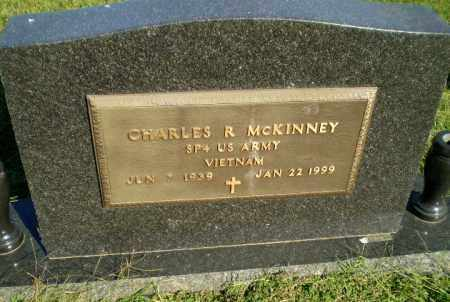 MCKINNEY  (VETERAN VIET), CHARLES R - Greene County, Arkansas   CHARLES R MCKINNEY  (VETERAN VIET) - Arkansas Gravestone Photos