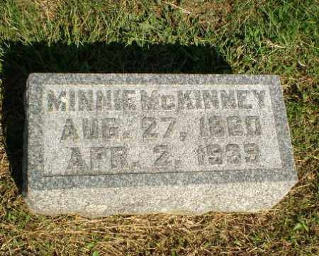 MCKINNEY, MINNIE - Greene County, Arkansas | MINNIE MCKINNEY - Arkansas Gravestone Photos
