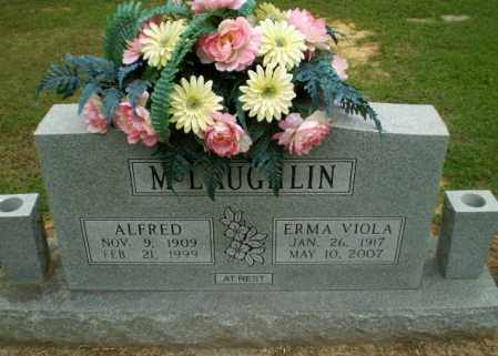 MCLAUGHLIN, ERMA VIOLA - Greene County, Arkansas | ERMA VIOLA MCLAUGHLIN - Arkansas Gravestone Photos