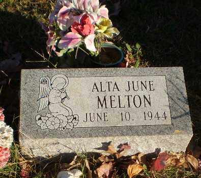 MELTON, ALTA JUNE - Greene County, Arkansas | ALTA JUNE MELTON - Arkansas Gravestone Photos