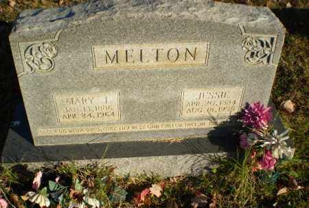 MELTON, JESSIE - Greene County, Arkansas | JESSIE MELTON - Arkansas Gravestone Photos