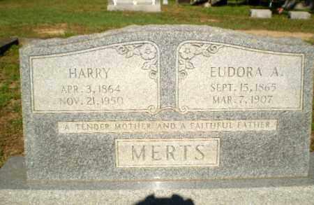 MERTS, HARRY - Greene County, Arkansas | HARRY MERTS - Arkansas Gravestone Photos