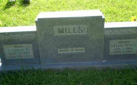 MILES, HELEN DOYLE - Greene County, Arkansas | HELEN DOYLE MILES - Arkansas Gravestone Photos