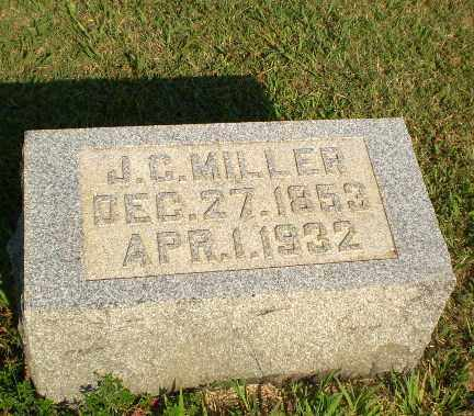 MILLER, J.C. - Greene County, Arkansas | J.C. MILLER - Arkansas Gravestone Photos