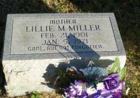 MILLER, LILLIE M - Greene County, Arkansas | LILLIE M MILLER - Arkansas Gravestone Photos