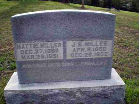 MILLER, MATTIE - Greene County, Arkansas | MATTIE MILLER - Arkansas Gravestone Photos