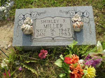 MILLER, SHIRLEY R - Greene County, Arkansas | SHIRLEY R MILLER - Arkansas Gravestone Photos
