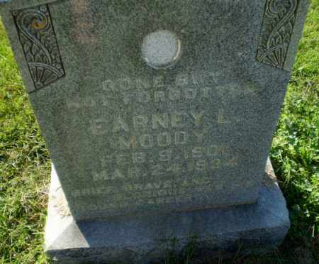 MOODY, EARNEY L - Greene County, Arkansas | EARNEY L MOODY - Arkansas Gravestone Photos