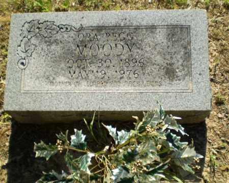 MOODY, ORA PEGG - Greene County, Arkansas | ORA PEGG MOODY - Arkansas Gravestone Photos